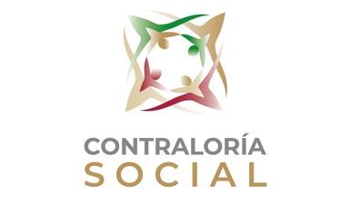 Logo - Contraloría Social
